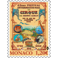 FESTIVAL INTERNATIONAL DU CIRQUE DE MONTE-CARLO 2018