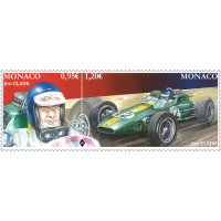 LEGENDARY F1 DRIVERS - JIM CLARK