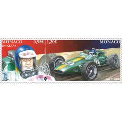 LES PILOTES MYTHIQUES DE F1 - JIM CLARK