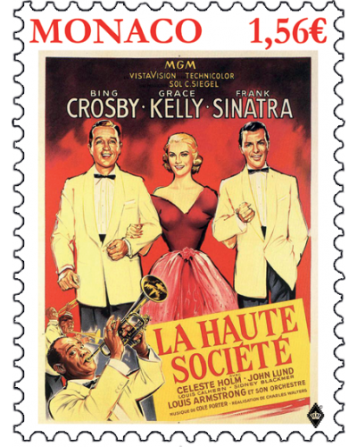 GRACE KELLY MOVIES - HIGH SOCIETY