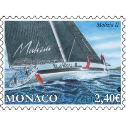 YACHTING : MALIZIA II