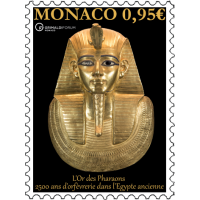 "EXHIBITION ""THE GOLDEN TREASURES OF THE PHARAOHS"""