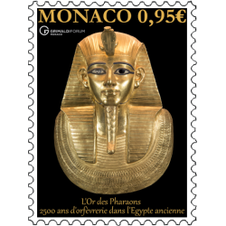"""EXPOSITION """"L'OR DES PHARAONS"""""""