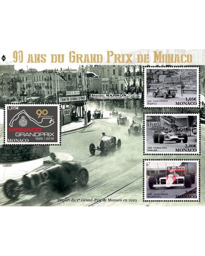 90th ANNIVERSARY OF THE MONACO GRAND PRIX