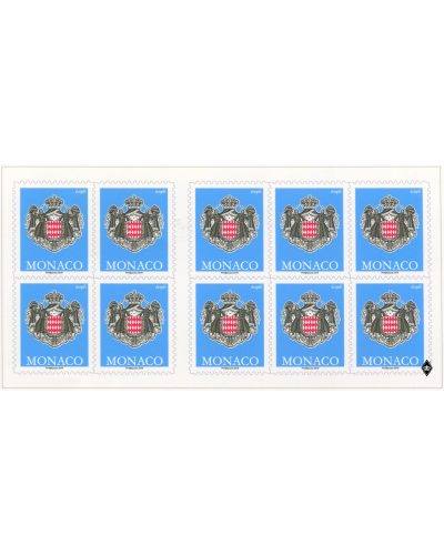 "SELF-ADHESIVE BOOKLET OF 10 POSTAGE-STAMPS ""ECOPLI"" WITH PERMANENT VALIDITY"