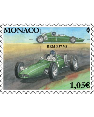 LEGENDARY RACE CARS - BRM P57 V8