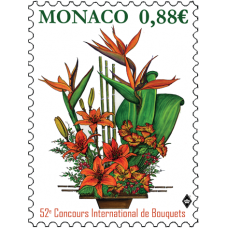 INTERNATIONAL BOUQUET COMPETITION 2019