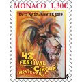 FESTIVAL INTERNATIONAL DU CIRQUE DE MONTE-CARLO 2019