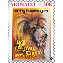 FESTIVAL INTERNATIONAL DU CIRQUE DE MONTE-CARLO 2019