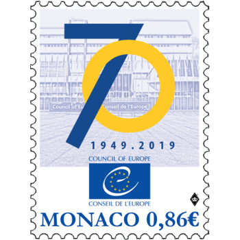 70th ANNIVERSARY OF THE COUNCIL OF EUROPE