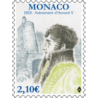 BICENTENARY OF THE ACCESSION OF HONORÉ V