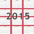 Semestres complets 2015